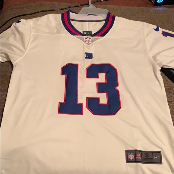 promo code 422c8 bb2c0 Giants Receiver Odell Beckham Jr Jersey NWT